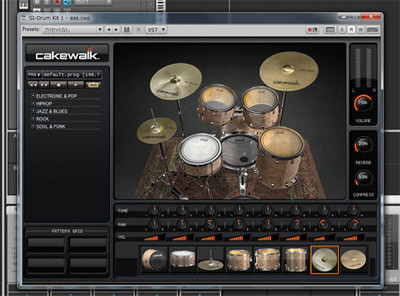 SI-Drum Kit