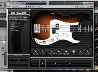 SI-Bass Guitar