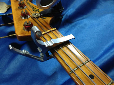 YAMAHA Pulser Bass PB400ネック調整