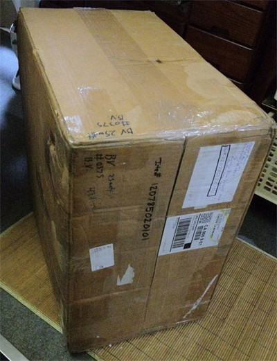 eBay(セカイモン)で購入したZinky Blue Velvet 25