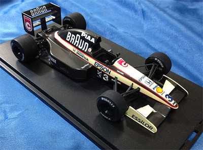 Tyrrell Honda 020