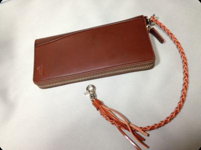 RED WING ( レッドウィング )の長財布で金運アップ??