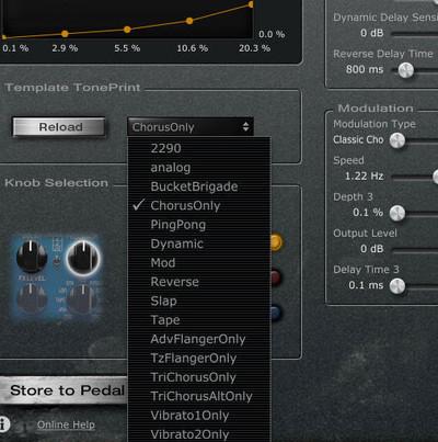 TC ELECTRONIC のTonePrint (トーンプリント)Editor を使ってみました02