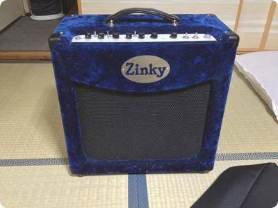 Zinky Blue Velvet 25