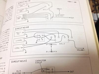 SSHのギターをちょっとスペシャルな配線のHSHにしちゃったよの配線図01