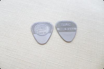 【ギター・ピック】HERCO FLEX50をトミー・ボーリンのようにカットしてみた