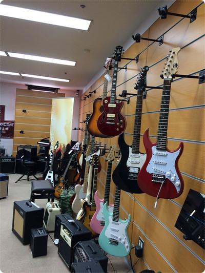サウンドハウスギター/ベースフロア
