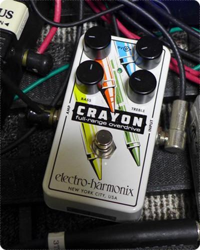 ELECTRO-HARMONIX ( エレクトロハーモニックス )の Crayon