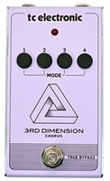 TC ELECTRONICの3RD DIMENSION CHORUS