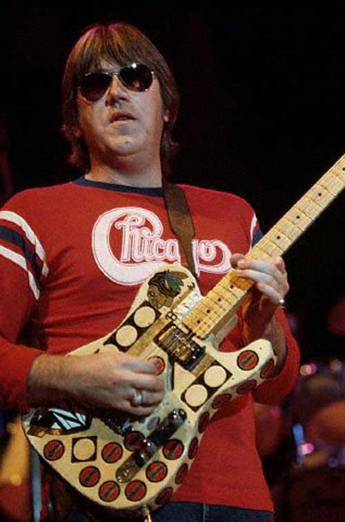 シカゴのギタリスト テリー・キャスのテレキャスター