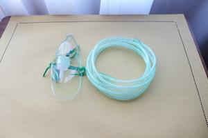 カニューレに続き、酸素マスクも買ってみました