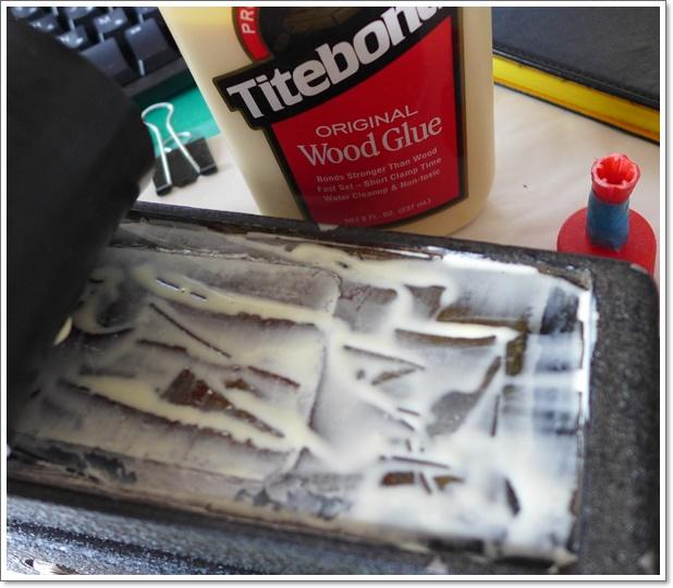 接着剤はギターリペアの必需品タイトボンド