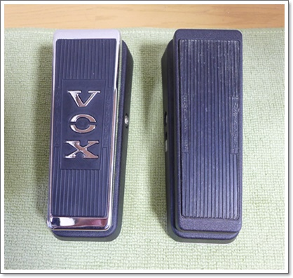 VOXのV847とJIM DUNLOPのGCB-95、おすすめはどっち?