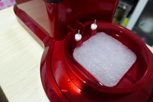 水素水サーバー ルルドの注意点 電極部